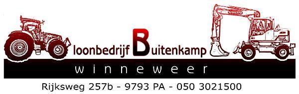 Loonbedrijf Buitenkamp logo